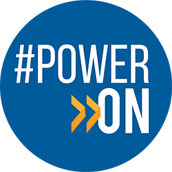 Touchstone PowerOn logo
