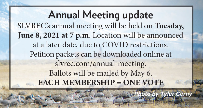 Annual Meeting update information